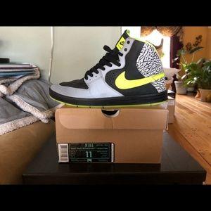 Pre-Owned Nike Paul Rodriguez 7 High Premium 11